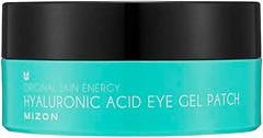 Фото Mizon патчи для глаз с гиалуроновой кислотой Hyaluronic Acid Eye Gel Patch 60 шт