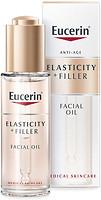 Фото Eucerin антивозрастное масло для лица Anti-Age Elasticity+Filler Oil 30 мл