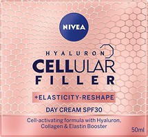 Фото Nivea дневной крем Hyaluron Cellular Filler SPF 30 50 мл