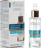 Фото Bielenda сыворотка для лица Skin Clinic Professional Serum увлажняющая с гиалуроновой кислотой 30 мл