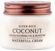 Фото Esfolio увлажняющий крем для лица Super-Rich Coconut Waterfull Cream 120 мл