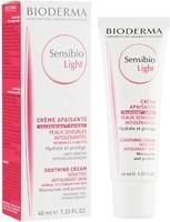 Фото Bioderma крем для лица Sensibio Light 40 мл