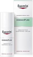Фото Eucerin крем для лица успокаивающий DermoPure Adjunctive Soothing Cream 50 мл