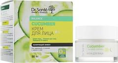 Фото Dr. Sante крем для лица Cucumber Balance Control 50 мл