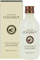 Фото Esfolio тонер Super-Rich Coconut Facial Toner питательный с кокосовым маслом 200 мл