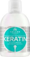 Фото Kallos Cosmetics Keratin для поврежденных волос 1 л