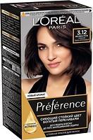 Фото L'Oreal Paris Recital Preference 3.12 Мулен Руж (глубокий темно-коричневый)
