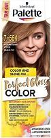 Фото Palette Perfect Gloss Color 7-554 карамельный блонд