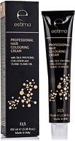 Фото Estima Professional hair colouring cream 10.1 экстрасветлый пепельный блондин