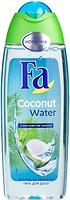 Фото Fa Coconut Water гель для душа Кокосовая вода 250 мл