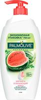 Фото Palmolive гель-крем для душа Мягкий и освежающий арбуз 750 мл