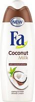Фото Fa Coconut Milk крем-гель для душа Кокосовое молоко 250 мл