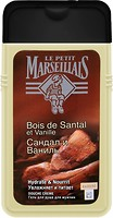 Фото Le Petit Marseillais Bois de Sandal et Vanille гель для душа Сандал и ваниль 250 мл