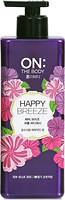 Фото LG Household & Health Care On the Body Happy Breeze гель для душа 500 мл