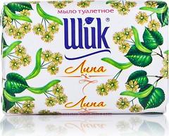 Фото Шик туалетное крем-мыло Любимые цветы Липа 70 г
