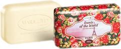 Фото Marigold Natural мыло парфюмированное Scents of the World Париж 150 г