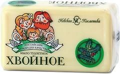 Фото Невская Косметика туалетное мыло Хвойное 5x 140 г