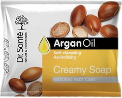 Фото Dr. Sante крем-мыло Natural Therapy Аргановое масло 100 г