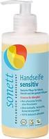 Фото Sonett органическое жидкое мыло для чувствительной кожи п/б с дозатором 300 мл