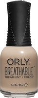 Фото Orly Nail Breathable Treatment + Color №20985 Bare Necessity