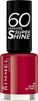 Фото Rimmel 60 Seconds Super Shine №315 Queen Of Tarts