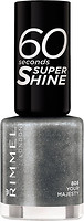 Фото Rimmel 60 Seconds Super Shine №808 Your Majesty