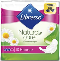 Фото Libresse Natural Care 10 шт