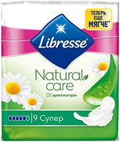 Фото Libresse Natural Care Super 9 шт