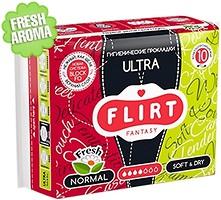 Фото Fantasy Flirt Ultra Fresh Normal Soft And Dry 10 шт