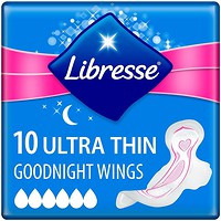Фото Libresse Ultra Thin Wings Goodnight 10 шт