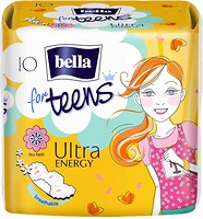 Фото Bella For Teens Ultra Energy 10 шт