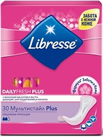 Фото Libresse Daily Fresh Plus Multistyle 30 шт