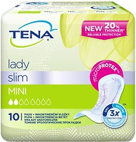 Фото Tena Lady Slim Mini 10 шт