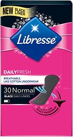 Фото Libresse Daily Fresh Normal Black 30 шт