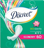 Фото Discreet Deo Water Lily Multiform 60 шт