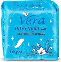 Фото Vera Ultra Night Soft 10 шт