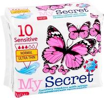 Фото My Secret Sensitive Normal Ultra Thin 10 шт
