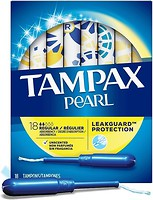 Фото Tampax Pearl Regular 18 шт