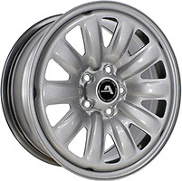 Фото ALST (KFZ) 131200 HybridRad (6x15/5x112 ET47 d57.1) Silver