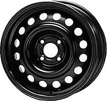 Фото КрКЗ Chevrolet Aveo, Geely fc, Lifan 620 (6x15/4x100 ET45 d56.5) Чёрный (220.3101015)