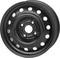 Фото КрКЗ Daewoo/Opel (5x13/4x100 ET49 d56.56) Чёрный (Т1301-3101015)
