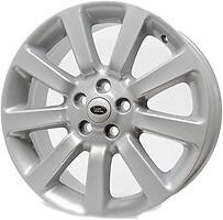 Фото Land Rover OEM RRC502690XXX (8.5x20/5x120 ET58 d72.6) Silver