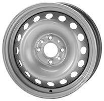 Фото Magnetto Wheels 14003 (5.5x14/4x98 ET35 d58.6) Silver