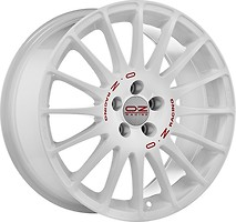 Фото OZ Racing Superturismo WRC (8x17/5x100 ET35 d68.1) Race White