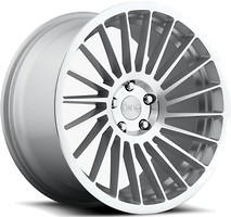 Фото Rotiform IND-T (8.5x18/5x112 ET35 d66.6) Machined Silver