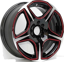 Фото Sportmax Racing SR519 (7x16/5x112.5+5x114.3 ET38 d67.1) MB Red