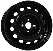 Фото Steel Wheels Mitsubishi \ Kia \ Hyundai \ Nissan (6x15/4x114.3 ET45 d67.1) Black