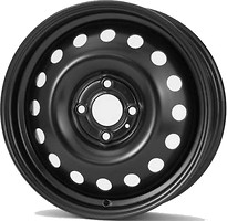 Фото Steel Wheels Ford (5.5x14/4x108 ET47.5 d63.4) Black
