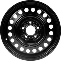 Фото Steel Wheels Kapitan (6.5x17/5x114.3 ET40 d67.1) Black