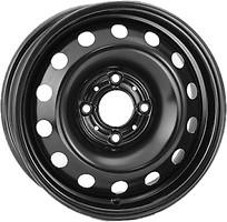 Фото Steel Wheels Kapitan (6x15/4x108 ET52.5 d63.4) Black